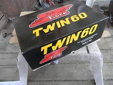 USED SUPER TIGRE TWIN 60 Engine  RC Model Airplane NITRO Engine