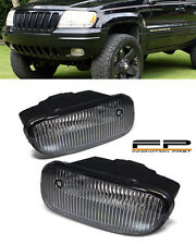 1999-2003 Jeep Grand Cherokee Fog Lights Replacement Fog Light Lamps Pair