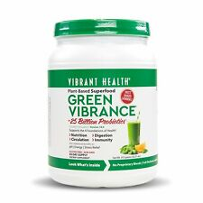 Vibrant Health Green Vibrance Powder 32.25 oz (KILO Bulk Size) 83 Servings