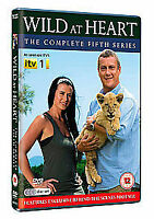 Wild At Heart -Series 5 Complete 5th Season Hayley Mills New Sealed Region 2 DVD