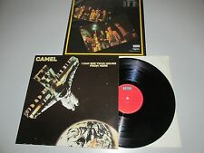 LP Camel ‎- I Can See Your House From Here - Phil Collins Teldec Pressung OIS NM