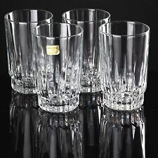 4 Becher Gläser Lancer ARCOROC France Saftgläser Wassergläser