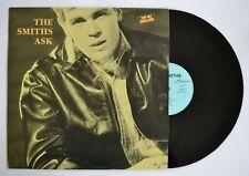 "THE SMITHS - Ask - black vinyl 12"" - German Teldec / Zensor (Maxi-Single)"