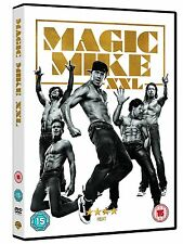 MAGIC MIKE XXL - NEW / SEALED DVD - UK STOCK