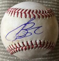 Craig Biggio Autographed Rawlings Offifial Major League Baseball ASTROS HOF HOT