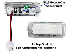 2x TOP LED Kennzeichenbeleuchtung Ford Transit Custom Kasten (KS1