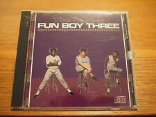 Best Of Fun Boy Three Compilation Cd Album Rare Oop Terry Hall Chrysalis F221469