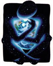 Alien Car Sticker Spiritual Decal Cool Hippie Graphics