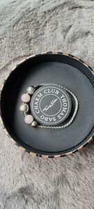 ☆Thomas Sabo Karma Beads Armband+3 Beads+1Stopper ☆18 cm☆