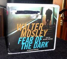 Fear of the Dark Fearless Jones #3 by Mosley / Boatman Unabridged Audio CD's