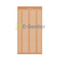 5PCS DIY PCB Prototype Printed Circuit Board Matrix Stripboard Universal 5x10cm