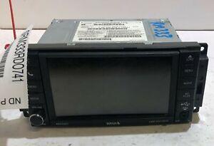 2011 2012 2013 Jeep Compass Patriot AM FM CD DVD Player Radio Receiver RBZ OEM