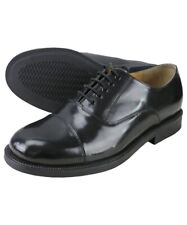 More details for british army raf parade shoes black leather uniform
