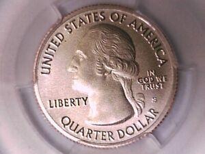 2017 S Washington Quarter PCGS SP 70 Enhanced George Rogers Clark NP 34088267