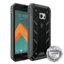 POETIC Revolution Black Case[Heavy Duty] Hybrid Case For HTC 10 (2016)
