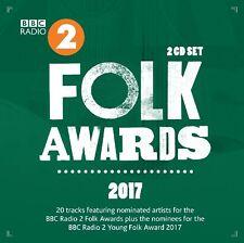 BBC RADIO 2 FOLK AWARDS 2017 2 CD SET (Released March 31st, 2017)