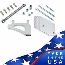 Ford FE Engine A/C Bracket 390 427 428 V-Belt Billet Aluminum Air Conditioning