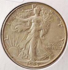 1944-S,  Walking Liberty Half Dollar,  WLHB42