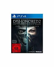PS4 GAME DISHONORED 2: Das Vermächtnis der Mask Jewel of the South Pack NEW