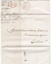 # 1790 FORRES PMK SPELT FORRESS & BISHOPMARK WILL MACGRUTHER>ROBERT DONALDSON