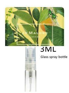 3ml Glass Travel Sample Jo Malone Lime Basil Mandarin Choose your mls