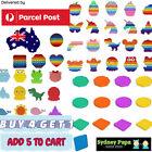 Pop It Fidget Toy Sensory Stress Relief Push Pop Rainbow Bubble Game Value Pack