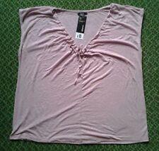 George Plus Size Basic Sleeve T-Shirts for Women