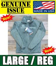 US Military Polartec thermal pro jacket gen III 3 USMC ARMY ECWCS fleece LARGE L