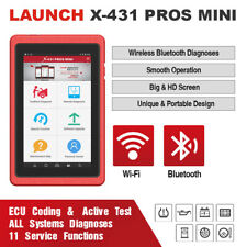 2021updated Launch X431 Pros Mini 3 Obd2 Ii Scanner All System Diagnostic Tool