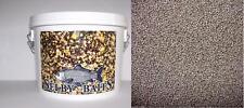 1 kg of 2mm micro carp pellets carp/coarse fishing bait sent in bucket