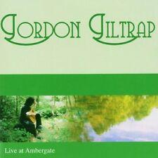 GORDON GILTRAP - LIVE AT AMBERGATE (NEW) CD Folk