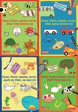 Pixi kreativ Serie Nr. 15: Punkt, Punkt, Komma, Strich (4x7 Exemplare) von Imke Sörensen (2016, Set mit diversen Artikeln)