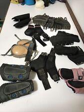 Joblot X10 Assorted Horse Boots -a