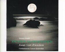 CD JAAP VAN ZWEDENVivaldi De vier jaargetijdenEX+(A6057)