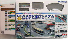1/150 N scale TOMYTEC The Moving BUS System Basic Set A2 + THE BUS COLLECTION re