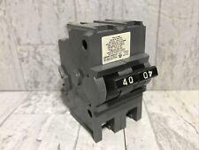 Unique Breakers Single Pole 40 Amp Circuit Breaker Ubif 116457 class Ctl.