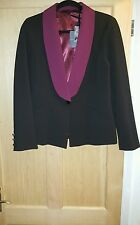 SILVIAN HEACH BLACK OTHELLO SIZE SMALL NEW WITH TAGS