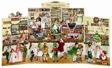 Nostalgic Christmas Shop Deluxe Stand Up Card Advent Calendar