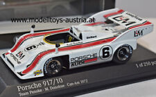 Porsche 917/10 Spyder 1972 Can Am Mark DONOHUE Team PENSKE 1:43
