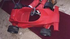 FERRARI grand prix A PEDALI F1 FORMULA 1 ANNI 80