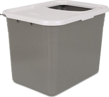 New listing Petmate Top Entry Litter Pan for Cats