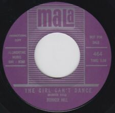 "BUNKER HILL Link Wray GIRL CAN'T DANCE Mala Re. 7"" '63 Wild Poundin R&R R&B HEAR"