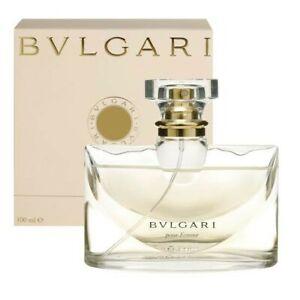 Bvlgari Pour Femme eau de parfum 100ml discontinued last of the last!
