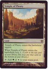MTG Temple of Plenty Born of the Gods Rare