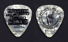 Alice Cooper Keri Kelli Polluting the Minds of the World Tour Guitar Pick