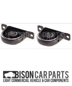 Fits Iveco Daily III IV V Propshaft Driveshaft Centre Bearing 40mm X2 PAIR