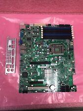 *TESTED* Supermicro X8SIE-F Intel 3420 LGA1156 DDR3 ATX Motherbrd w/ I/O Shield
