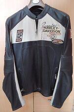 Giacca Pelle Uomo Harley Davidson - Harley Davidson Riding Gear Jacket Tg.S