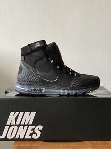 Kim Jones x Nike Air Max 360 Hi in black