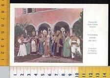 41871] PARAMETRI COSTUME DELLA CHIESA ARMENA